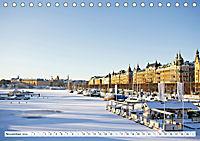 Spaziergang in Stockholm: Besuch in der Hauptstadt von Schweden (Tischkalender 2019 DIN A5 quer) - Produktdetailbild 11