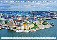 Spaziergang in Stockholm: Besuch in der Hauptstadt von Schweden (Tischkalender 2019 DIN A5 quer) - Produktdetailbild 7
