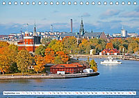 Spaziergang in Stockholm: Besuch in der Hauptstadt von Schweden (Tischkalender 2019 DIN A5 quer) - Produktdetailbild 9