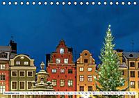 Spaziergang in Stockholm: Besuch in der Hauptstadt von Schweden (Tischkalender 2019 DIN A5 quer) - Produktdetailbild 12
