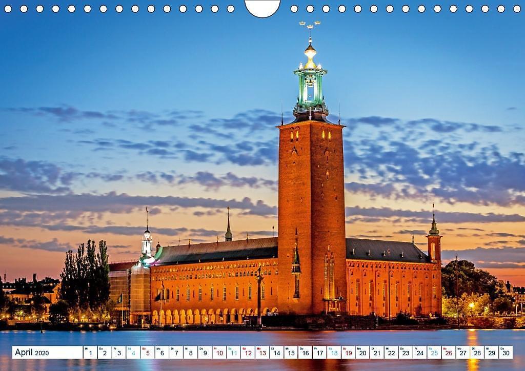 hauptstadt von schweden stockholm