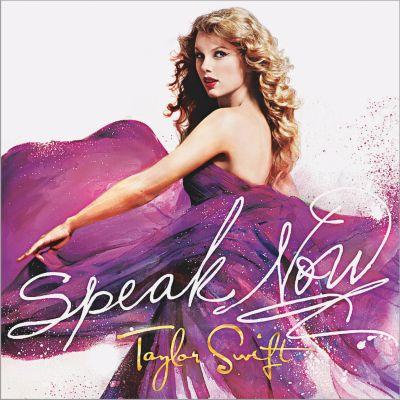 Speak Now, Taylor Swift
