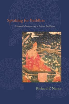 Speaking for Buddhas, Richard Nance