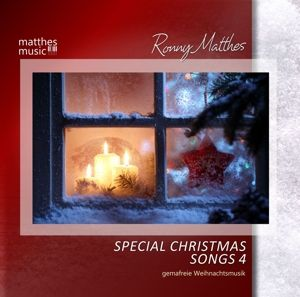 Special Christmas Songs (Vol. 4) - Weihnachtsmusik, Ronny Matthes, Anya, Sabine Murza, Linda Heins
