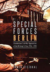 Special Forces Berlin, James Stejskal