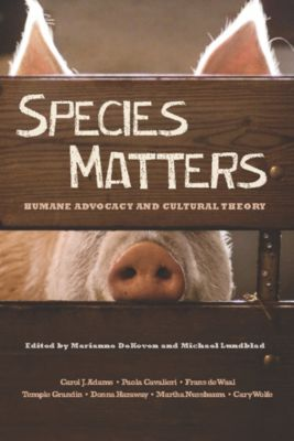 Species Matters