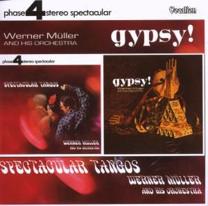 Spectacular Tangos / Gypsy!, Werner Müller