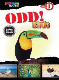 Spectrum® Readers: Odd! Birds, Teresa Domnauer