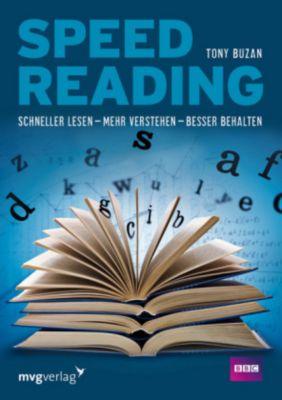 Speed Reading, Tony Buzan