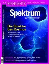 Spektrum Highlights - Die Struktur des Kosmos