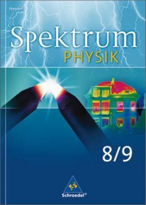 spektrum physik gymnasium hessen klasse 8 9 buch portofrei. Black Bedroom Furniture Sets. Home Design Ideas