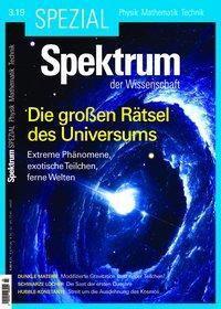 Spektrum Spezial- Die großen Rätsel des Universums