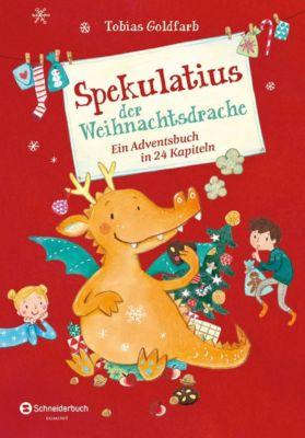 Spekulatius der Weihnachtsdrache, Tobias Goldfarb