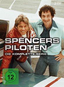 Spencers Piloten - Die komplette Serie, Alvin Sapinsley, Tim Maschler