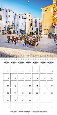 Sperlonga beauty of Italy (Wall Calendar 2019 300 × 300 mm Square) - Produktdetailbild 2