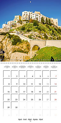 Sperlonga beauty of Italy (Wall Calendar 2019 300 × 300 mm Square) - Produktdetailbild 4