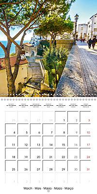 Sperlonga beauty of Italy (Wall Calendar 2019 300 × 300 mm Square) - Produktdetailbild 3