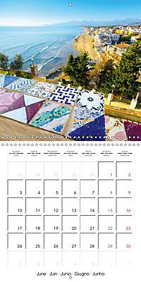 Sperlonga beauty of Italy (Wall Calendar 2019 300 × 300 mm Square) - Produktdetailbild 6