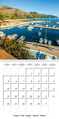 Sperlonga beauty of Italy (Wall Calendar 2019 300 × 300 mm Square) - Produktdetailbild 8