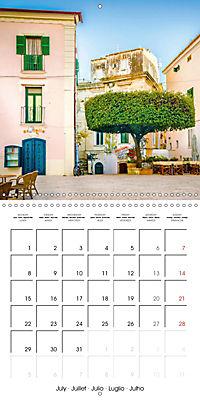 Sperlonga beauty of Italy (Wall Calendar 2019 300 × 300 mm Square) - Produktdetailbild 7