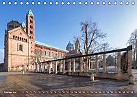 Speyer - Die Kaiser- und Domstadt am Oberrhein (Tischkalender 2019 DIN A5 quer) - Produktdetailbild 2