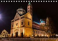 Speyer - Die Kaiser- und Domstadt am Oberrhein (Tischkalender 2019 DIN A5 quer) - Produktdetailbild 1