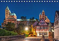 Speyer - Die Kaiser- und Domstadt am Oberrhein (Tischkalender 2019 DIN A5 quer) - Produktdetailbild 7