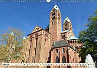 Speyer Die Kaiserdomstadt am Rhein (Wandkalender 2019 DIN A3 quer) - Produktdetailbild 6