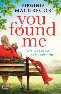 Sphere: You Found Me, Virginia Macgregor