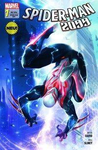 Spider-Man: 2099, Peter A. David, Will Sliney