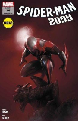Spider-Man 2099, 2. Serie, Peter A. David, Will Sliney