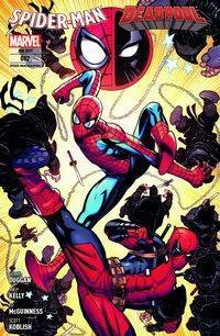 Spider-Man & Deadpool, Joe Kelly, Ed McGuinness