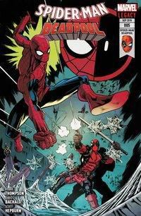 Spider-Man/Deadpool, Robbie Thompson, Chris Bachalo, Scott Hepburn