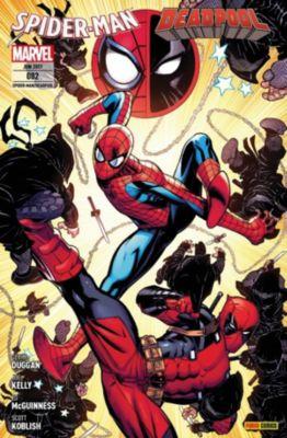 Spider-Man/Deadpool: Spider-Man/Deadpool 2 - Bis aufs Blut, Joe Kelly