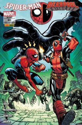 Spider-Man/Deadpool: Spider-Man/Deadpool 3 - Ziemlich nicht so beste Freunde, Joe Kelly