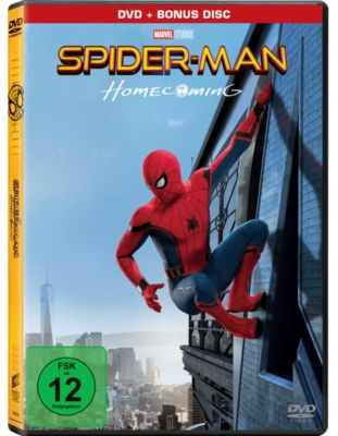 Spider-Man Homecoming -DVD (exkl), Stan Lee, Steve Ditko