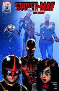 Spider-Man: Miles Morales, 2. Serie - Im Schatten des Krieges, Brian Michael Bendis, Nico Leon