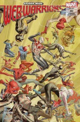 Spider-Man: Web Warriors - Zerfallendes Netz, Mike Costa, David Baldeon, Jay Fosgitt