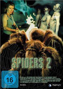 Spiders 2, Diverse Interpreten