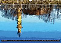 SPIEGELUNGEN Seitenverkehrte Welt (Wandkalender 2019 DIN A3 quer) - Produktdetailbild 1