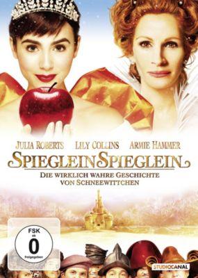 Spieglein Spieglein - Die wirklich wahre Geschichte von Schneewittchen, Brüder Grimm