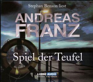 Spiel der Teufel, 6 Audio-CDs, Andreas Franz