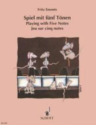 Spiel mit 5 Tönen, Fritz Emonts