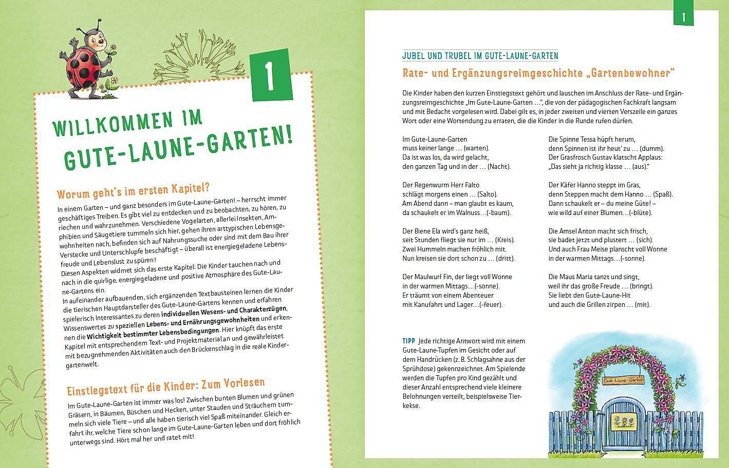 Spiel Spaß Im Gute Laune Kindergarten Buch Weltbildde