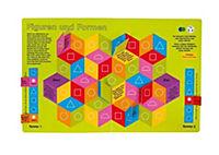 Spiel, Spaß, Mathe-Ass, m. Spielplättchen u. 2 Würfeln - Produktdetailbild 1