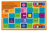 Spiel, Spaß, Mathe-Ass, m. Spielplättchen u. 2 Würfeln - Produktdetailbild 2