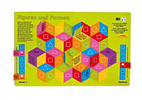 Spiel, Spaß, Mathe-Ass, m. Spielplättchen u. 2 Würfeln - Produktdetailbild 3