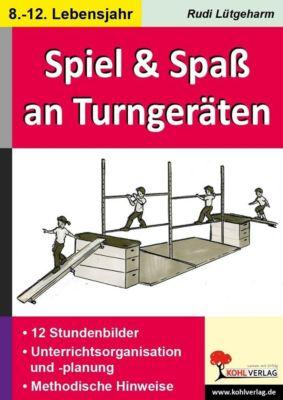 Spiel und Spass an den Geräten, Rudi Lütgeharm