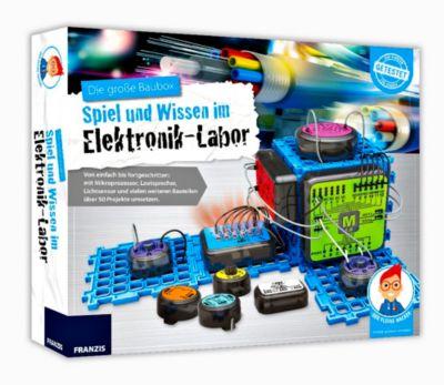 Spiel und Wissen im Elektronik Labor, Burkhard Kainka