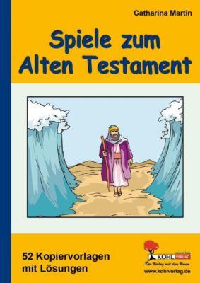 Spiele zum Alten Testament, Catharina Martin